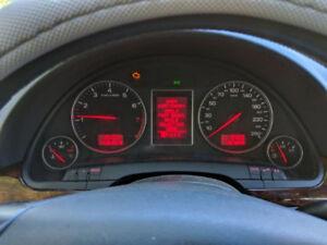 Audi a4 Quattro 2004