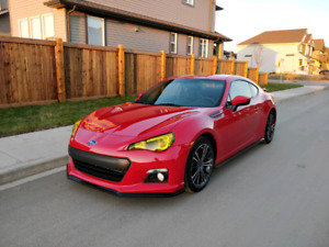 2014 Subaru BRZ Sport Tech, super low 30k KM, mint condition