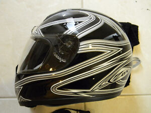 **ON SALE** Women's or Youth Motorcycle Helmet Azuma Size S