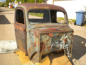 1940 ford truck cab and doors