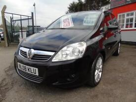 2008 Vauxhall Zafira 1.9 CDTi Design [150] 5dr [Euro 4],2 former keepers,12 m...