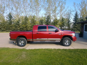 2007 Dodge Mega Cab 5.9