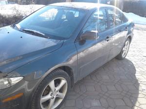 À vendre  Mazda6 2004