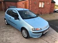 2002 Fiat Punto 1.2 Go * Cheap Part Exchange Vehicle to Clear - Long MOT *