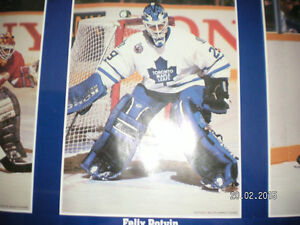 new but old MAPLE LEAF PICTURE EXCELLENT COND REDUCED Peterborough Peterborough Area image 3
