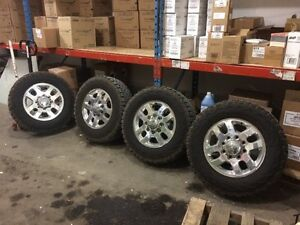 GM Factory Rims and BFG Tires