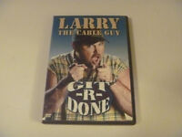 Larry the Cable guy, Office Space And Braveheart On DVD