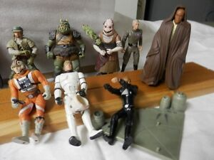 Vintage Star Wars Action Figures 1995 and up London Ontario image 9