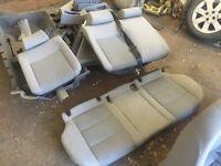 Full Mk5 Golf Interior, grey 5 door