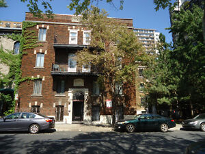 2 1/2,centre-ville,downtown,FURNISHED APARTMENT, McGill,