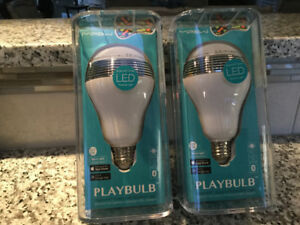 BRAND NEW MIPOW PLAYBULB LED SPEAKER