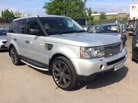 RANGE ROVER SPORT 2.7 TD V6 HSE AUTO 2006 / CAMBELT DONE / HAWKE EDITION / FULL SERVICE HISTORY