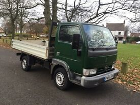 Nissan cabstar 3.0td low mileage mint condition