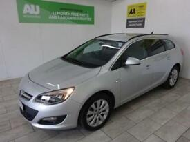 SILVER VAUXHALL ASTRA 1.6 TECH LINE CDTI ECOFLEX ***from £149 per month***