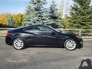 2013 Hyundai Genesis Coupe RS Turbo Coupe (2 door)