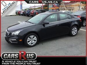 2015 Chevrolet Cruze 1LT     FREE 1 YEAR PREMIUM WARRANTY INCLUD