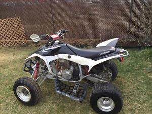 Mint TRX 400ex for trade for motocross Have tittle