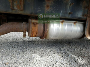 Hino diesel particulate filter