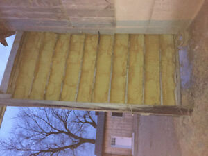 Insulated Shed Door