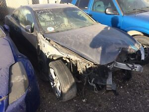 Parting out 2011 Infiniti G37 coupe mint rear