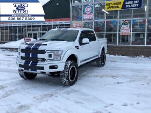 2018 Ford F-150 Shelby 755 HP Supercharged   - Impressive design
