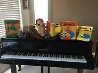 Piano / Music Lesson for Young Children