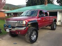 2005 gmc duramax 6 speed standard