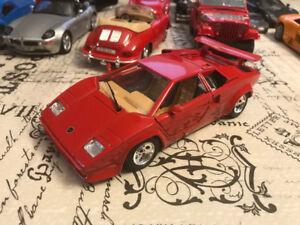 Lamborghini diecast 1/24 Die cast