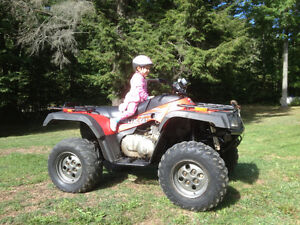 hunting season is here 4x4 atv sell or trade!