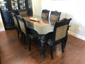 Dining Room Table and Chairs and more