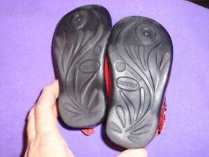 Burgundy Mary Jane Style Dress Shoes  Size 4 Kitchener / Waterloo Kitchener Area image 4
