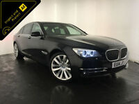 2014 BMW 730LD SE AUTO DIESEL 258 BHP 4 DOOR SALOON 1 OWNER FINANCE PX