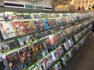 HUGE Selection of Video Games