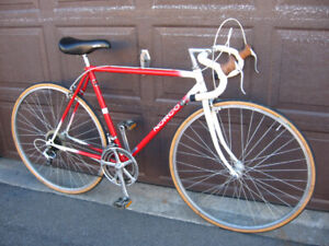 Norco 12 Speed Double Butted Chromoly Road Bike