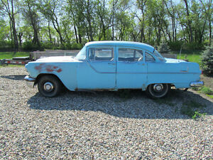 1955 Pontiac Pathfinder Deluxe - Canadian build