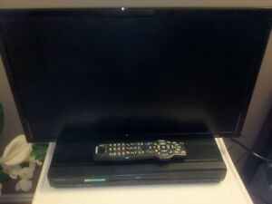 24 LCD TV and DVD working excellent conditions