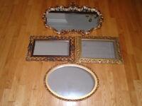 4 Miroir antique