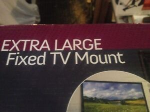 tv mount  fixed  47 to 84 inch