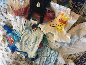Lots of baby clothes for boy!