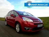 2008/58 CITROEN GRAND C4 PICASSO 1.6 HDI 16V EXCLUSIVE EGS 5DR - 7 SEATER AUTO