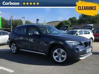 2010 BMW X1 xDrive 20d SE 5dr Step Auto SUV 5 Seats