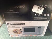 For sale one new Panasonic oven and grill