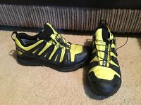 Salomon XA Comp 6 Shoes - barely used. UK size 8.5