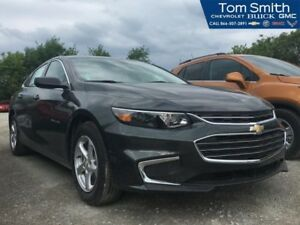 2017 Chevrolet Malibu LS  - Bluetooth  - Leather Seats