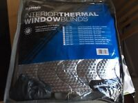 T5 Camper Interior Thermal Cab Window Blinds Brand New!