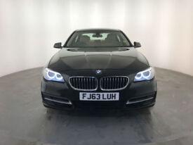 2013 63 BMW 520D SE AUTO DIESEL SALOON 1 OWNER BMW SERVICE HISTORY FINANCE PX