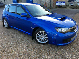 2008 '08' Subaru Impreza 2.5 WRX STi Type UK. Stunning. Rare. Modified. Px Swap