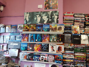 Records/LPs, CDs, Blu-Ray Movies Sell, Buy, Trade