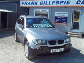 BMW X3 2.0d Sport Station Wagon 5d 1995cc
