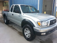 2004 Toyota Tacoma Pickup Truck - Canopy Included